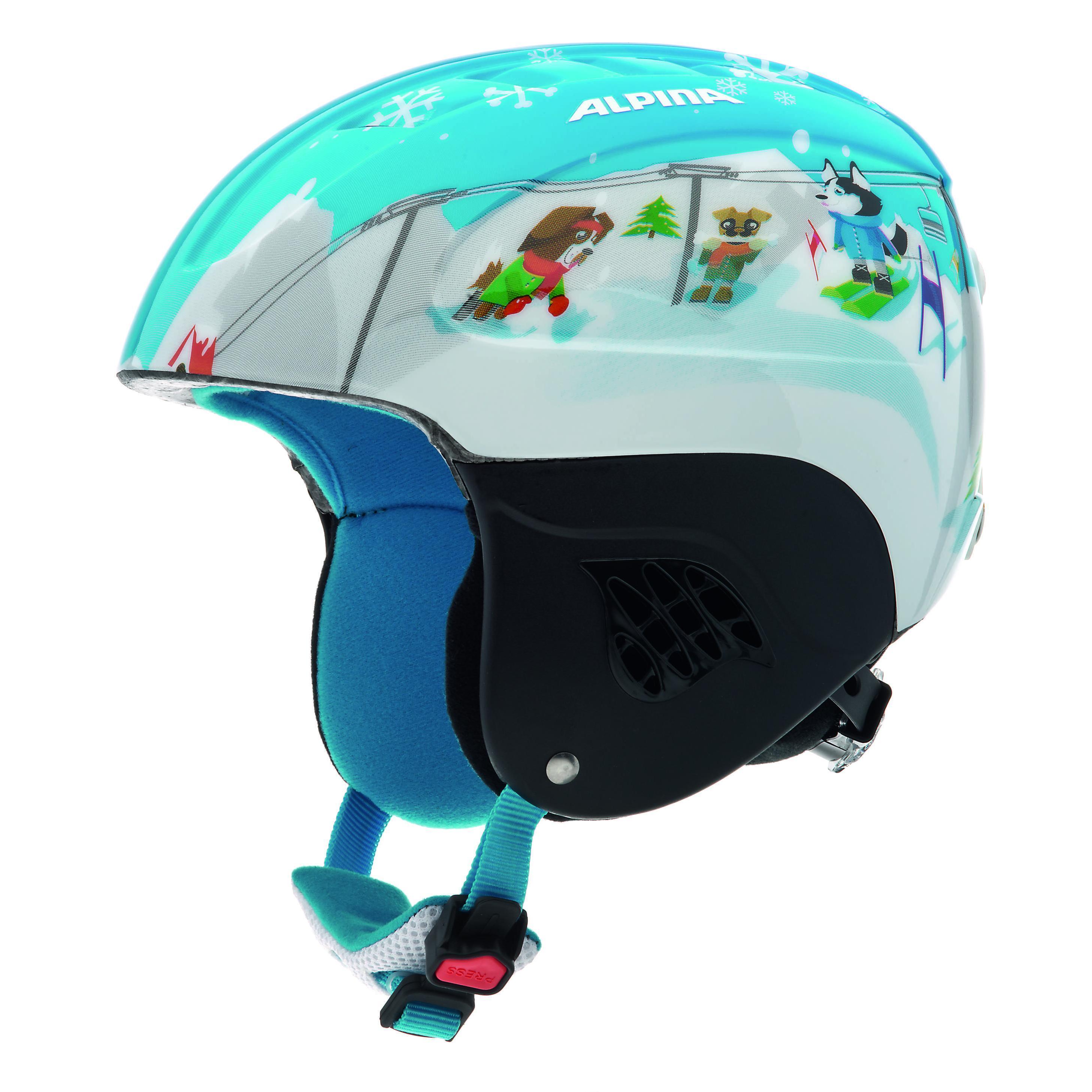 Зимний Шлем Alpina CARAT, Шлемы для горных лыж/сноубордов, 1131329  - купить со скидкой