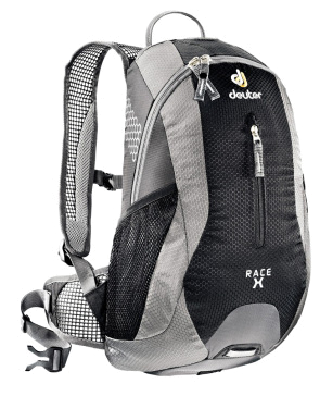 Рюкзак Deuter 2009 Race X black-silver