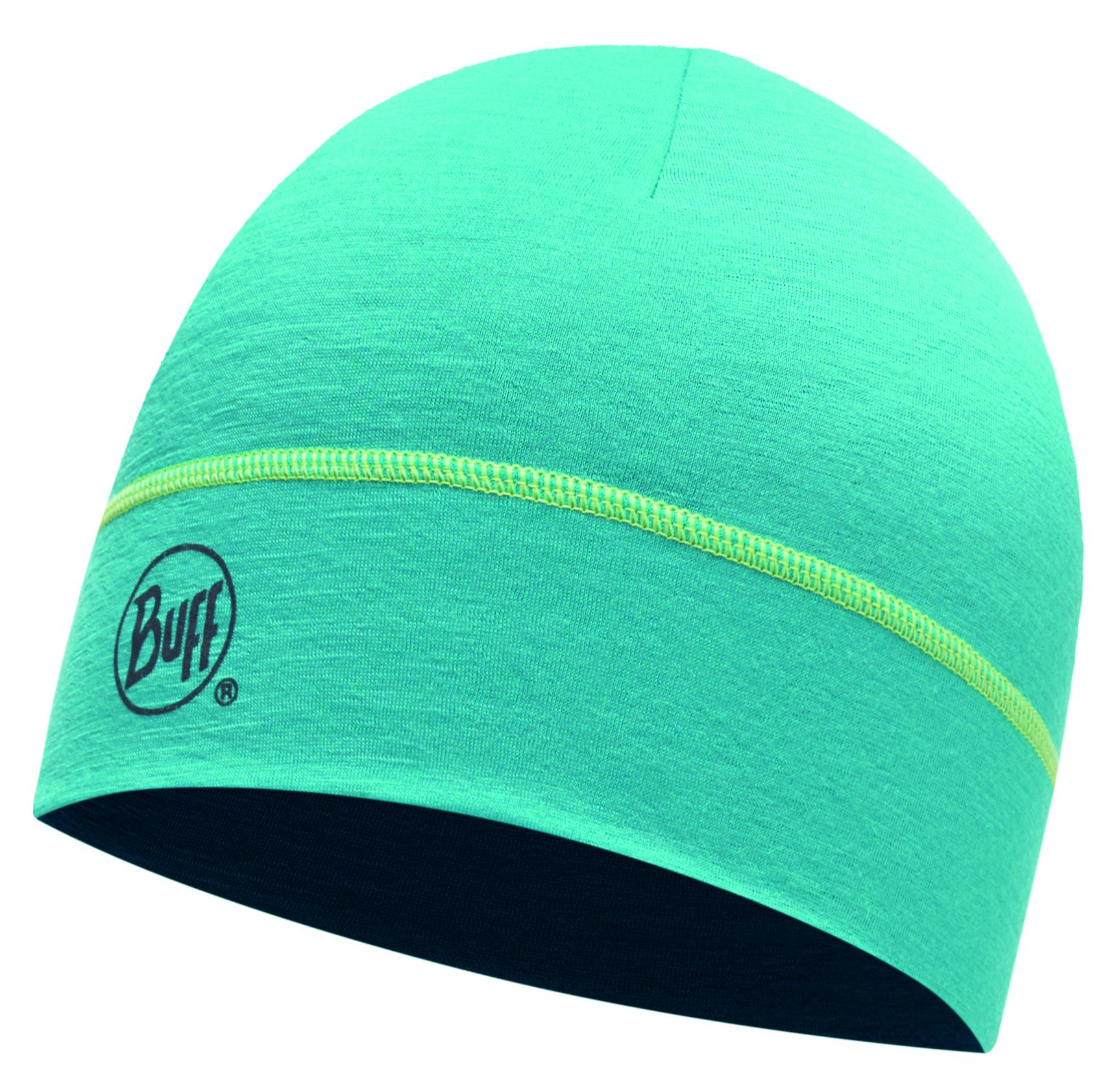 Шапка BUFF WOOL SOLID VIRIDIAN GREEN Банданы и шарфы Buff ® 1312876  - купить со скидкой