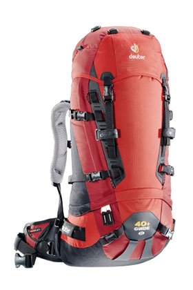 Рюкзак Deuter 2013 Guide 40+ SL fire-cranberry