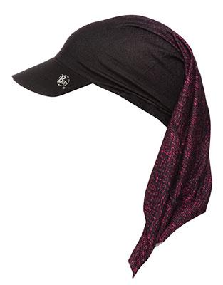Бандана BUFF VISOR SNAKY PINK Банданы и шарфы Buff ® 763508  - купить со скидкой
