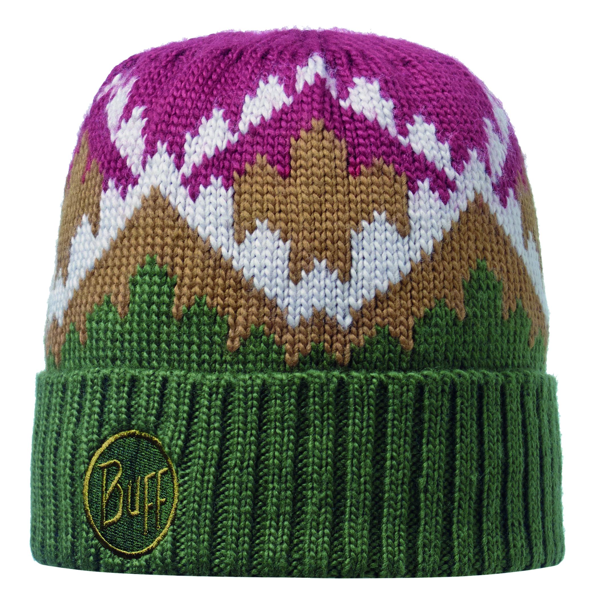 Купить Шапка BUFF KNITTED HATS GYBOL MILITARY Банданы и шарфы Buff ® 1169493