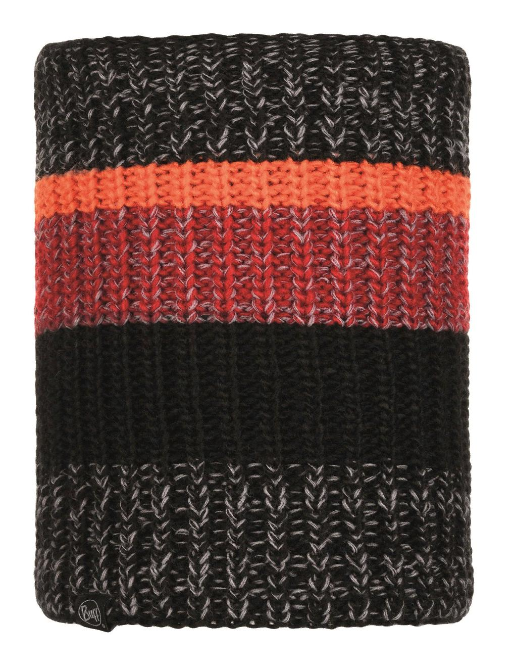 Купить Шарф BUFF KNITTED & POLAR NECKWARMER STIG BLACK, Банданы и шарфы Buff ®, 1377380