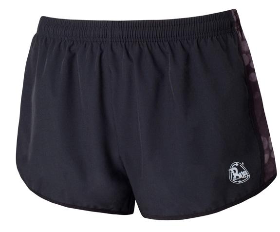 Купить Шорты беговые BUFF RUNNING SHORTS SLAM (BLACK) черный Одежда для бега и фитнеса 759152