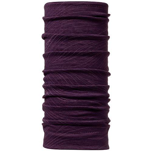 Бандана BUFF WOOL Active SEAPOINT PLUM Банданы и шарфы Buff ® 875943  - купить со скидкой