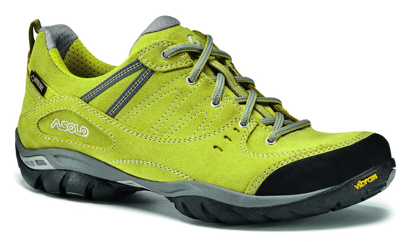 Ботинки для треккинга (низкие) Asolo 2015-16 Hike Outlaw Gv ML Bright sun, Треккинговые кроссовки, 1198652  - купить со скидкой