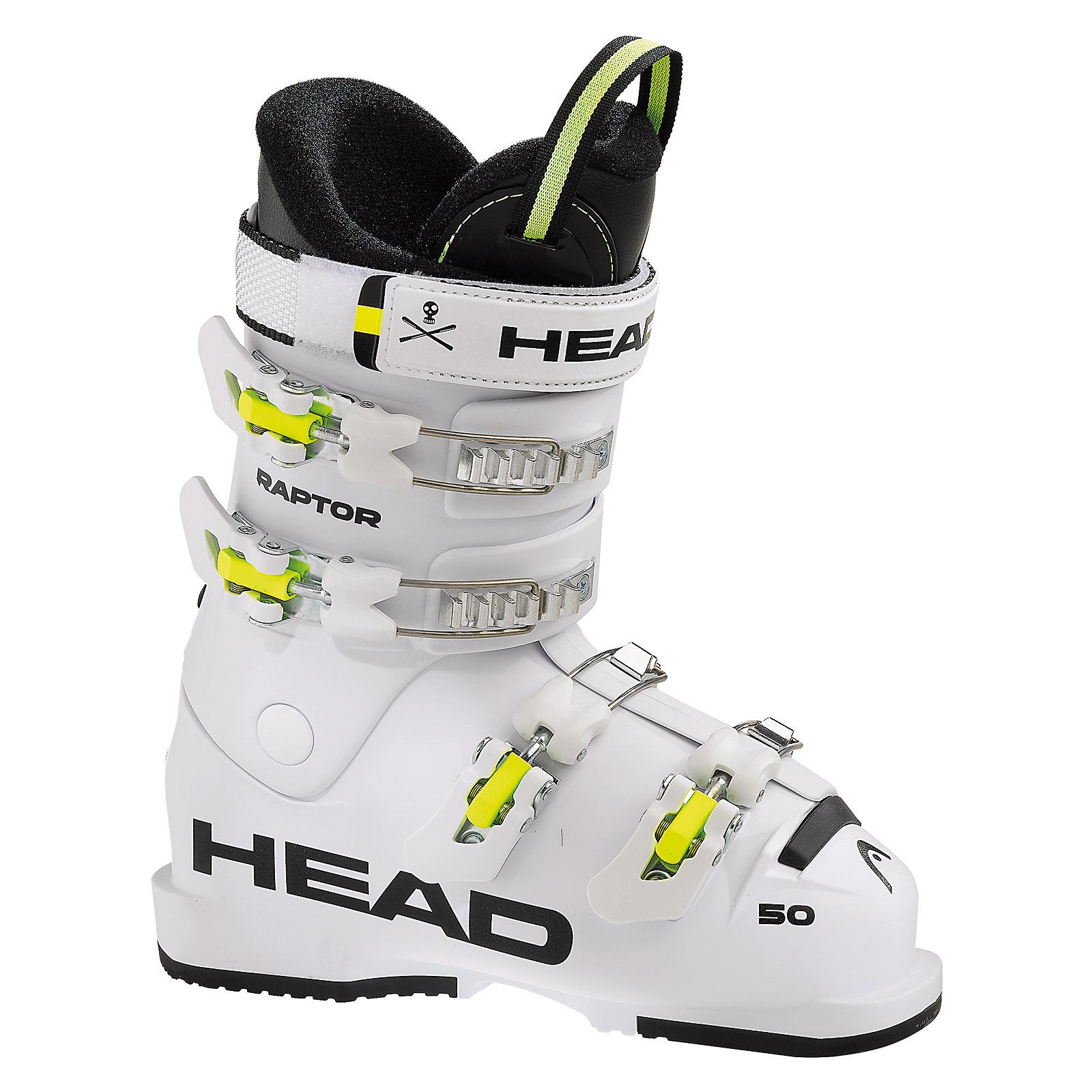 Горнолыжные ботинки HEAD 2016-17 Raptor 50 white - купить недорого ... 84686aeba93
