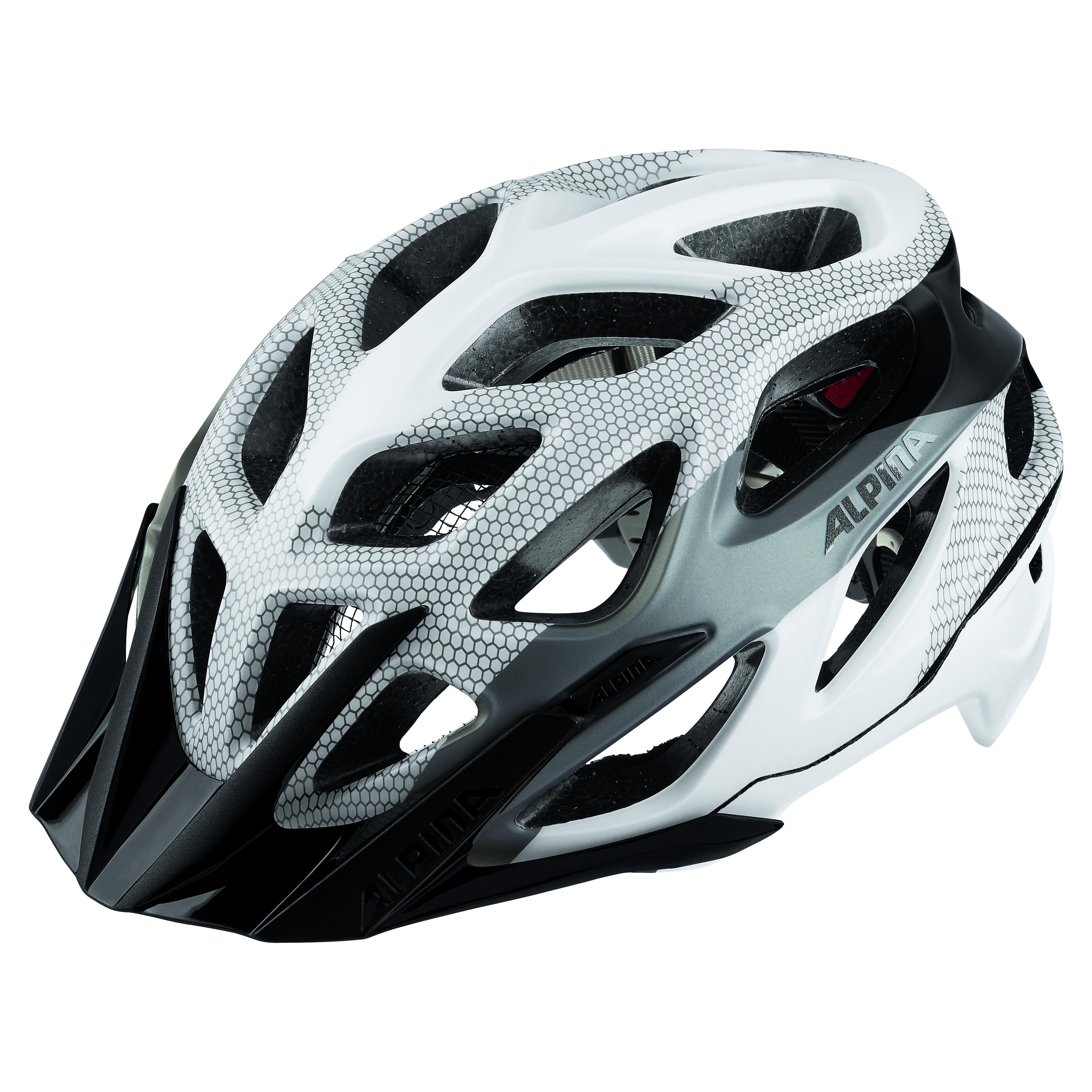 Купить Велошлем Alpina 2018 Mythos 3.0 LE black-white, Шлемы велосипедные, 1323554