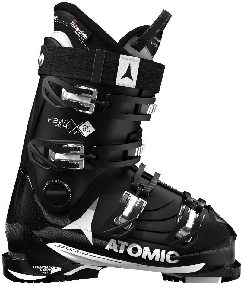 302f70659d4c Горнолыжные ботинки Atomic 2017-18 HAWX PRIME 80 W Black White ...