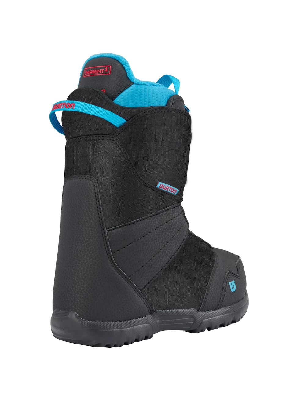 Ботинки Для Сноуборда Burton 2017-18 Zipline Boa Black