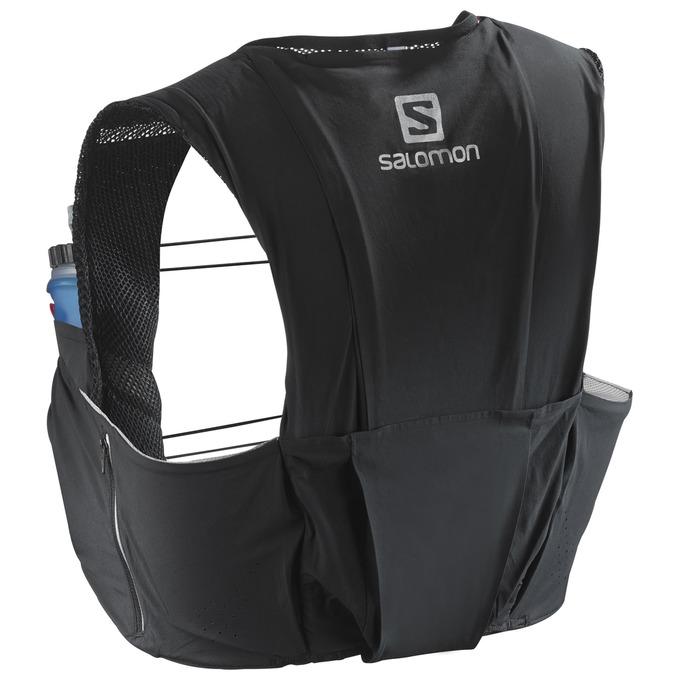 женский рюкзак salomon, черный