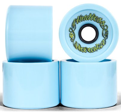 Колеса (4 Штуки) Для Лонгборда Mindless 2018 Haraka Wheels 75Mm X 58Mm 84A Faster And Slidier