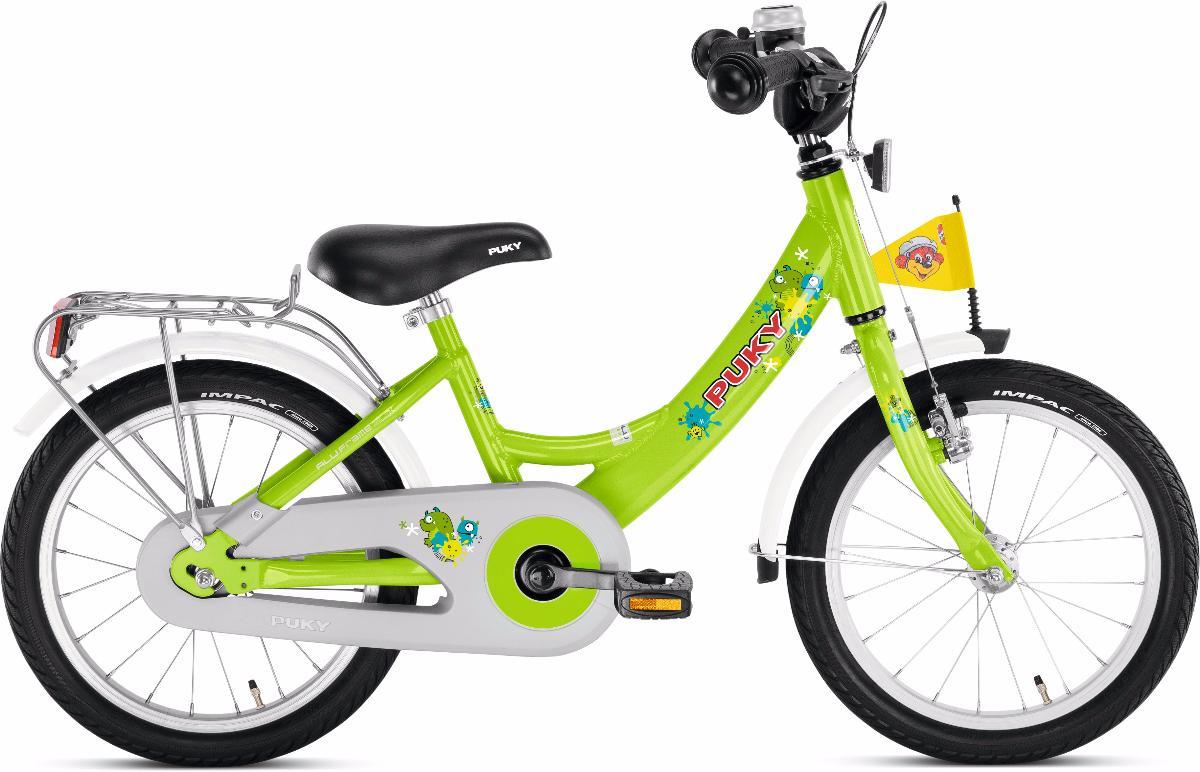 Велосипед Puky Zl 16-1 Alu 2016 Kiwi