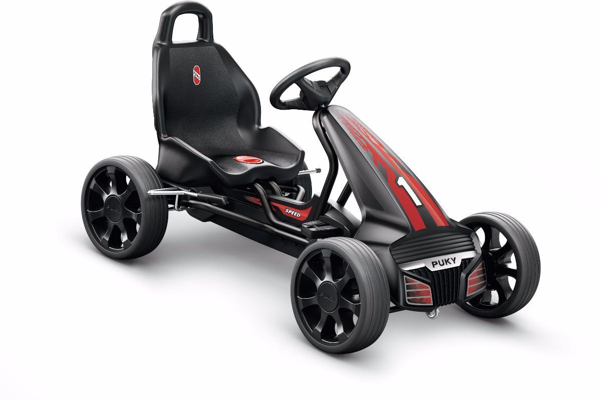 Педальная Машина Puky 2016 F550 Black
