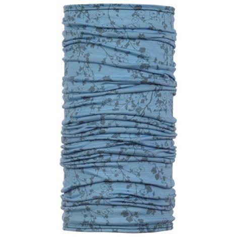 Бандана BUFF TUBULAR WOOL CERISIER BLUE STONE Банданы и шарфы Buff ® 722259  - купить со скидкой