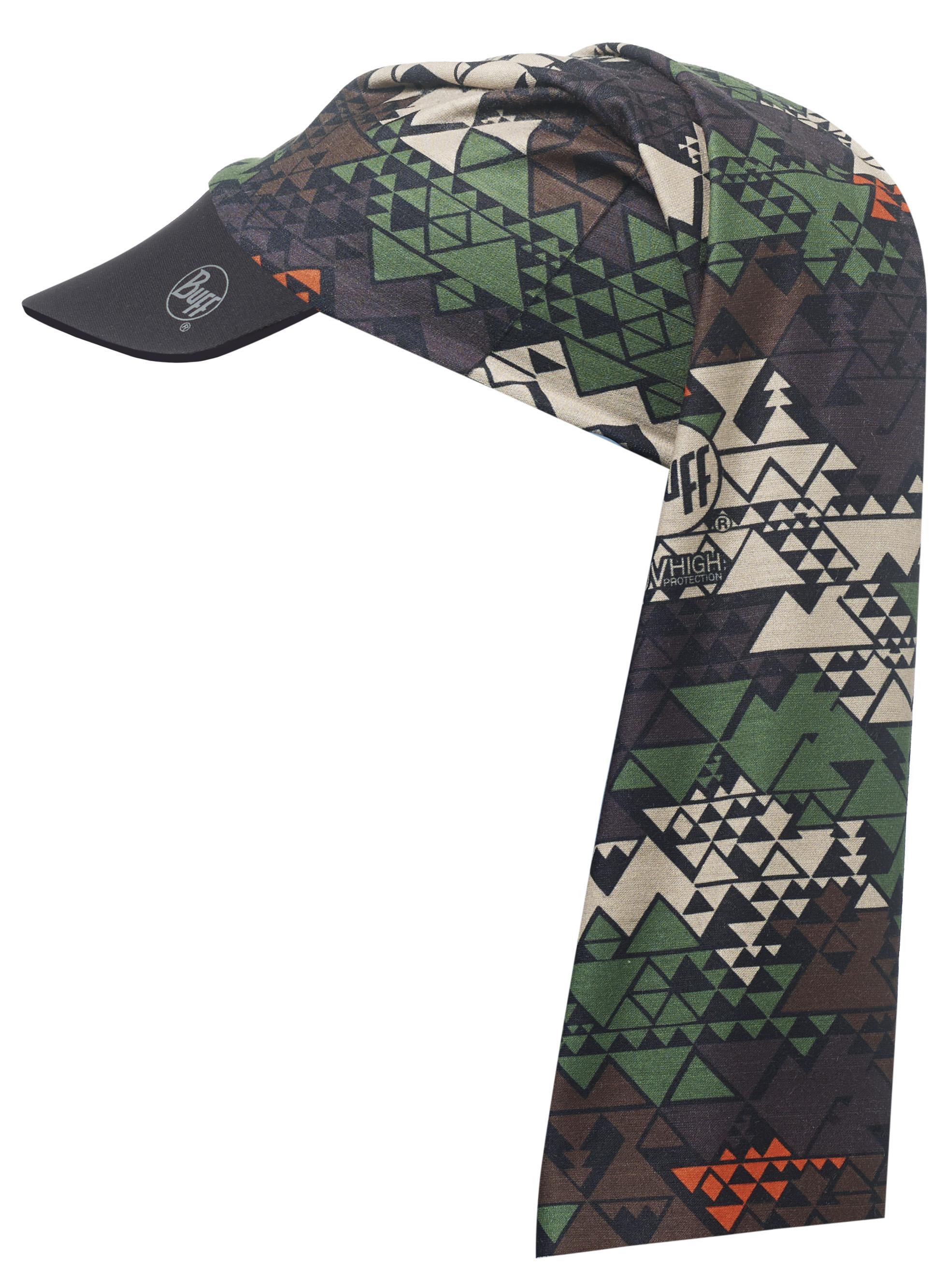 Купить Бандана BUFF Visor VISOR TAD MILITARY Банданы и шарфы Buff ® 1185617