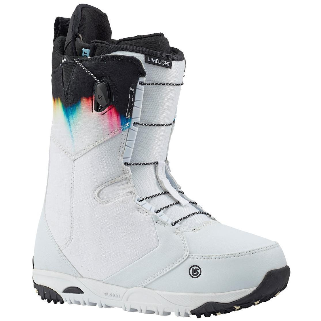 Ботинки для сноуборда BURTON 2017-18 LIMELIGHT WHITE SPECTRUM ... 7ea5f3d1394