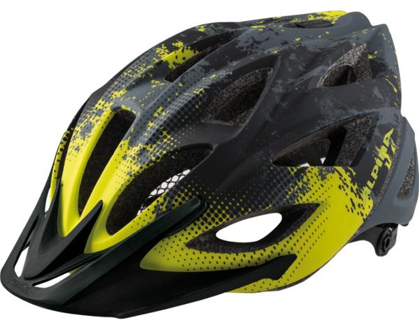 Купить Летний шлем Alpina Skid L.E. 2.0 lime-darkgrey, Шлемы велосипедные, 1137367