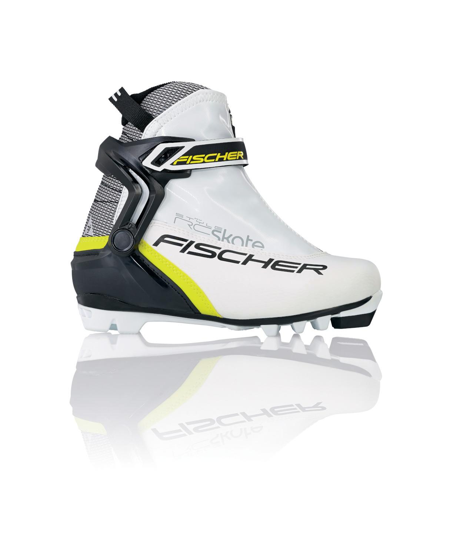 женские ботинки fischer