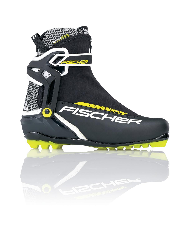 Лыжные ботинки FISCHER 2016-17 RC5 SKATE - купить в КАНТе 2cf42c0077f