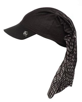 Купить Бандана BUFF VISOR ISOBAR BLACK Банданы и шарфы Buff ® 763494