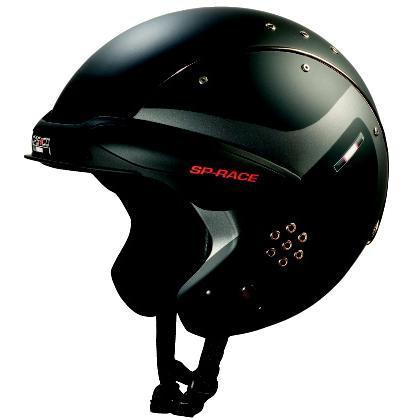 Купить Зимний Шлем Casco SP1 Race BLACK MATT (2202.) Шлемы для горных лыж/сноубордов 773371