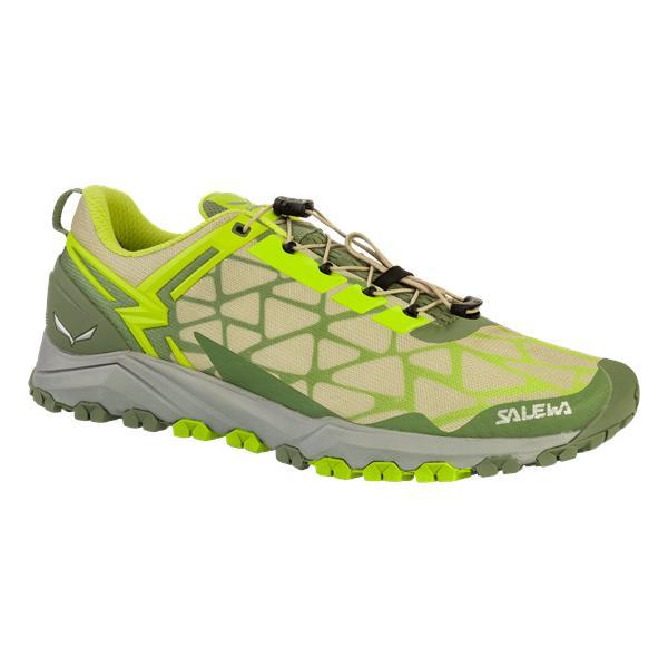 Купить Треккинговые кроссовки Salewa 2017 WS MULTI TRACK Pale Khaki/Sulphur Spring Треккинговая обувь 1325957