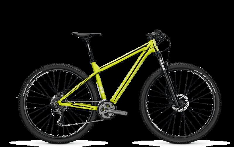 Велосипед Univega Summit 5.0 2017 Green
