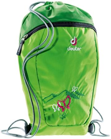 Купить Сумка для сменки Deuter 2015 School Sneaker Bag kiwi butterfly, Рюкзаки школьные, 1147536