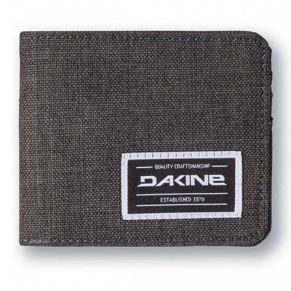 Кошелек Dakine Payback Wallet Carbon