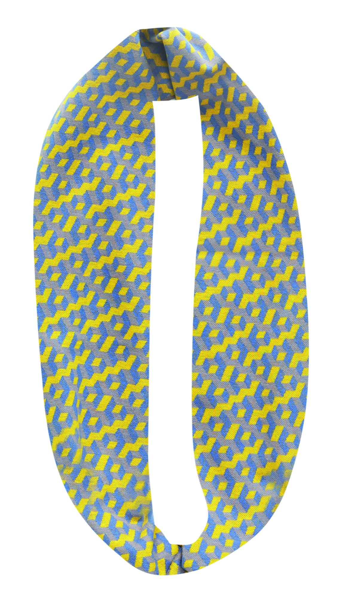 Купить Шарф BUFF Infinity Cotton Jacquard INFINITY COTTON KARE Банданы и шарфы Buff ® 1079905