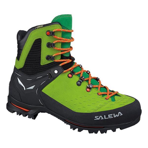 Купить Ботинки для альпинизма Salewa 2017-18 UN VULTUR GTX Cactus/Arancio, Альпинистская обувь, 1325941