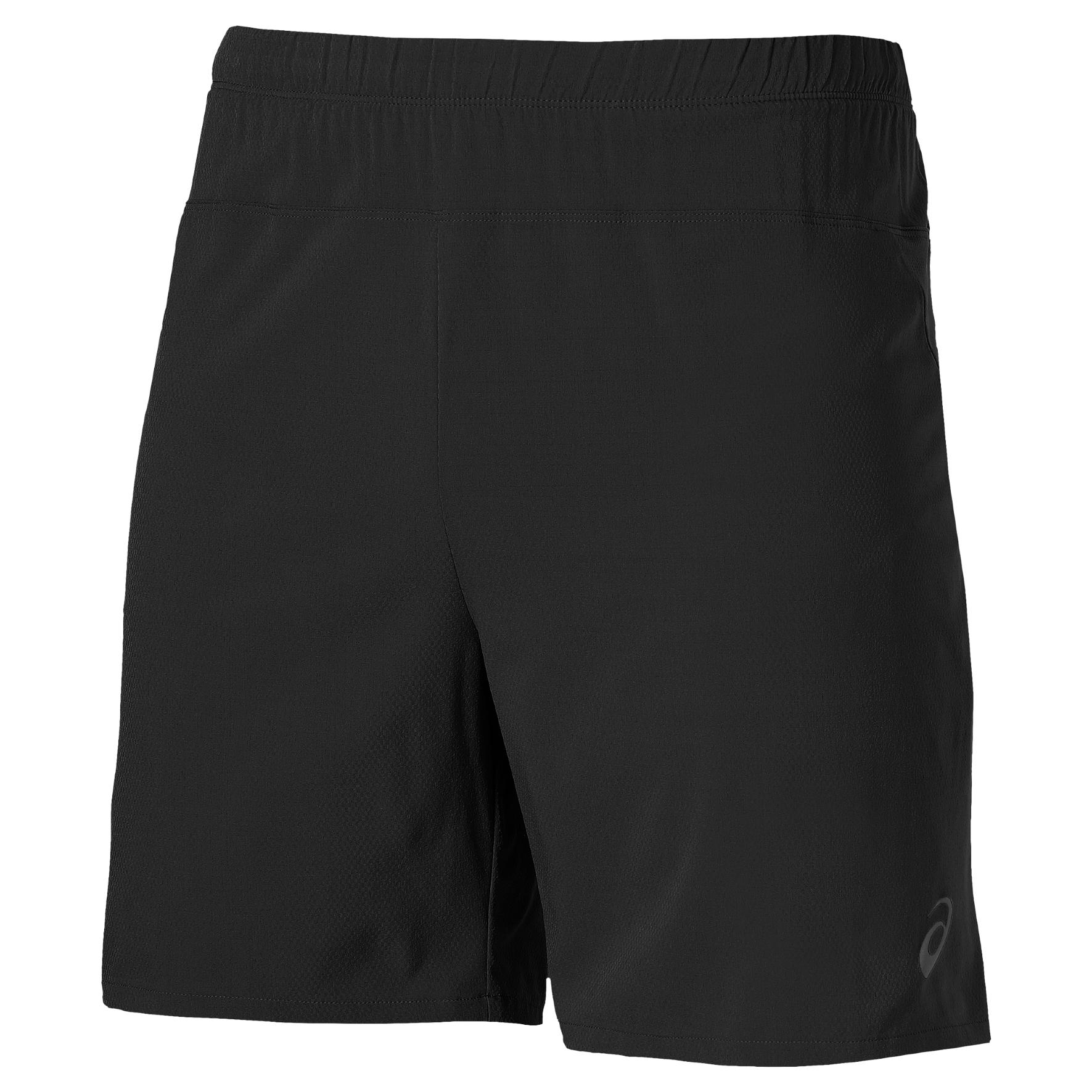 Купить Шорты Беговые Asics 2016 7In Short, мужской, Одежда для бега и фитнеса