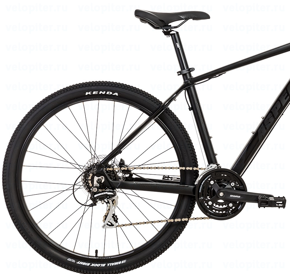 Велосипед Aspect Air 2018 Черный