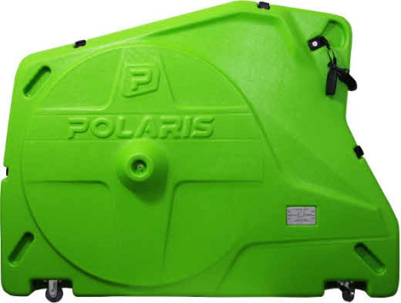 Купить Чехол для велосипеда Polaris 2014 BIKE POD PRO Green, Чехлы горных лыж, 916384