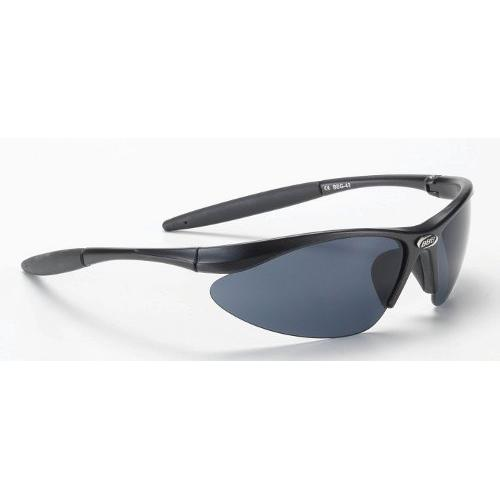 Очки солнцезащитные BBB Basics Element PC smoke lens black (BSG-42)