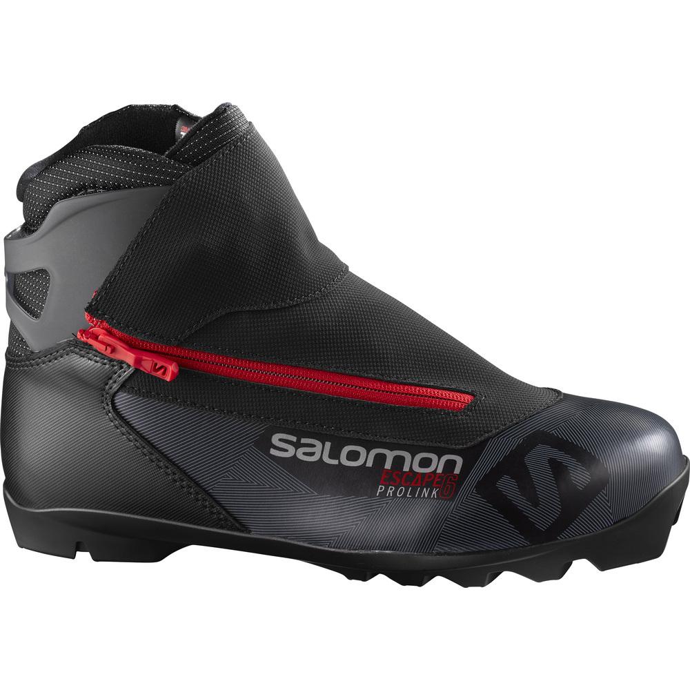 Купить Лыжные ботинки SALOMON 2017-18 ESCAPE 6 PROLINK, ботинки, 1361249