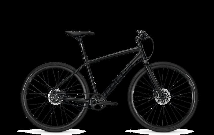 Велосипед Focus Planet 2018 Magicblackmatt