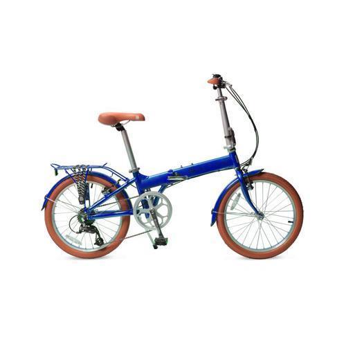 Купить Велосипед SHULZ EASY 2013 синий Складные велосипеды 1074997