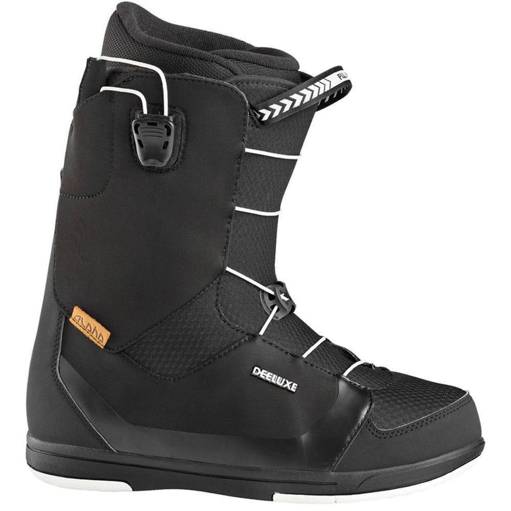 acc5f6b1a809 Ботинки для сноуборда DEELUXE ALPHA TF BLACK - купить недорого, цены ...