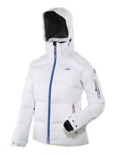 Купить Куртка горнолыжная Killy 2011-12 BORRELLY W DOWN JKT WHITE / IRIS SHADE BLUE Одежда 739299