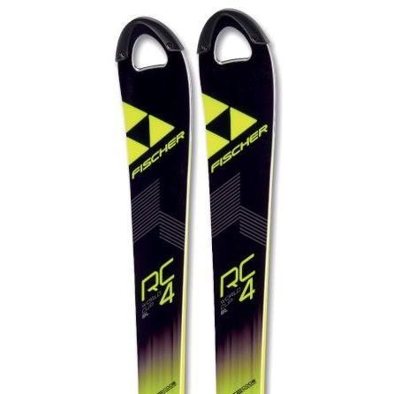 Горные лыжи FISCHER 2017-18 RC4 Worldcup SL jr. БЕСПЛАТНАЯ доставка по  России 682ca3c46a6