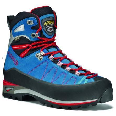 женские ботинки asolo, синие