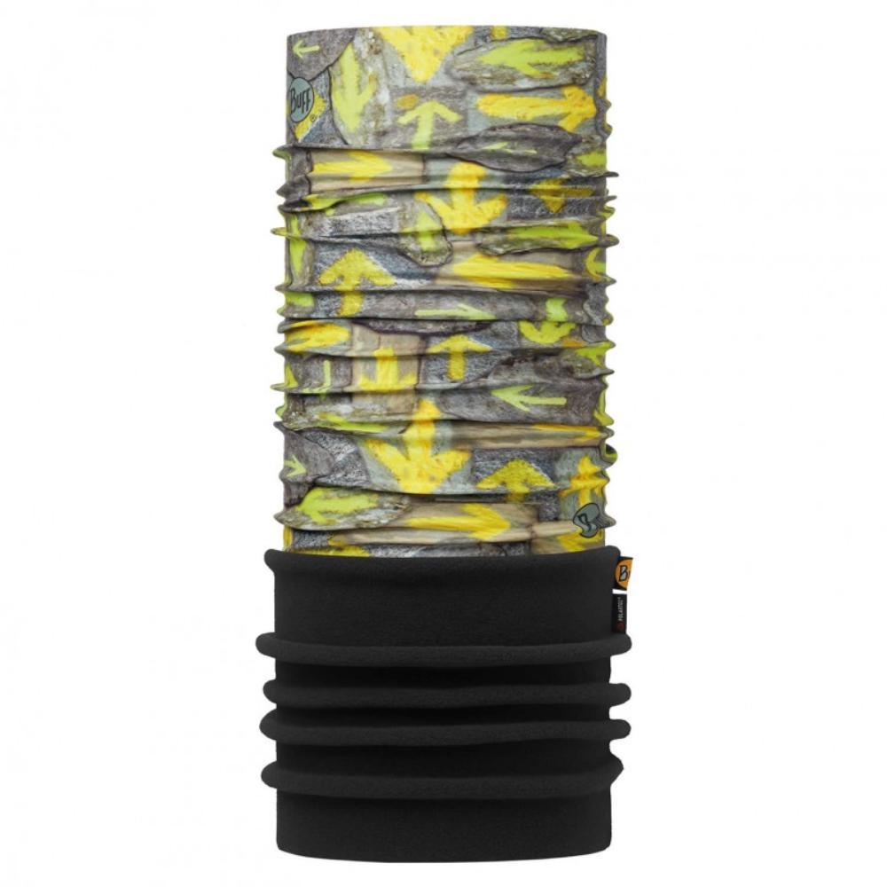 Бандана BUFF CAMINO DE SANTIAGO POLAR STONES MULTI / BLACK/OD, Банданы и шарфы Buff ®, 1343501  - купить со скидкой