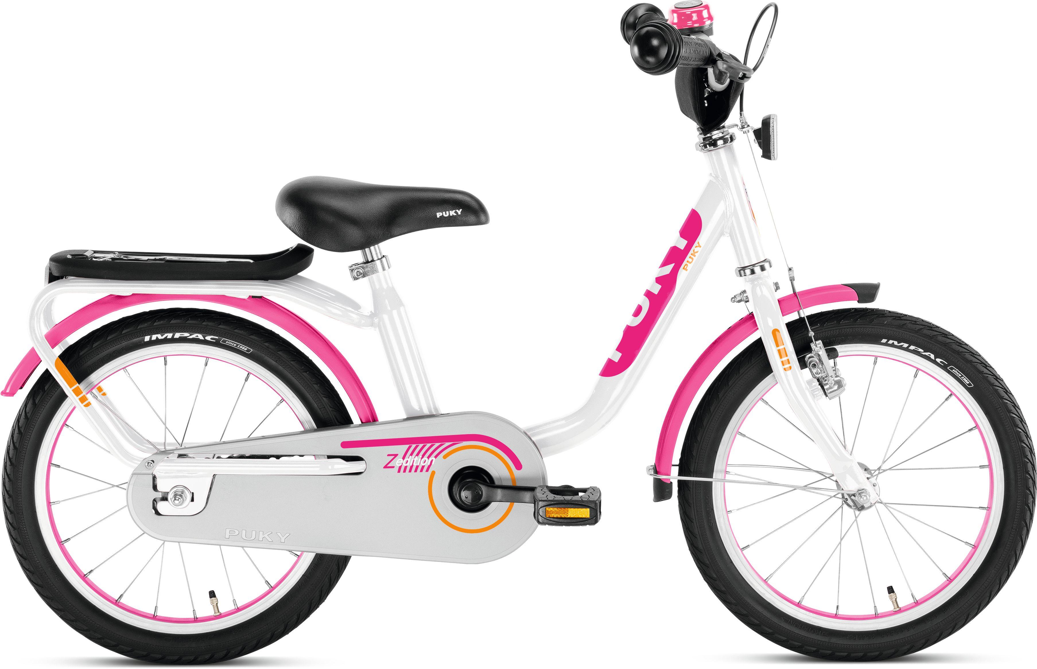 Купить Велосипед PUKY Z6 2016 white, До 6 лет (колеса 12 -18 ), 1326434