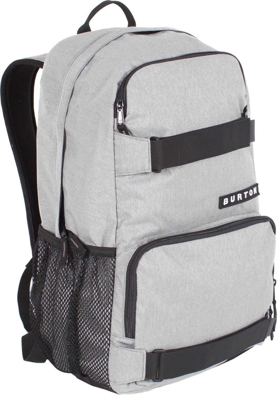 женский рюкзак burton, серый