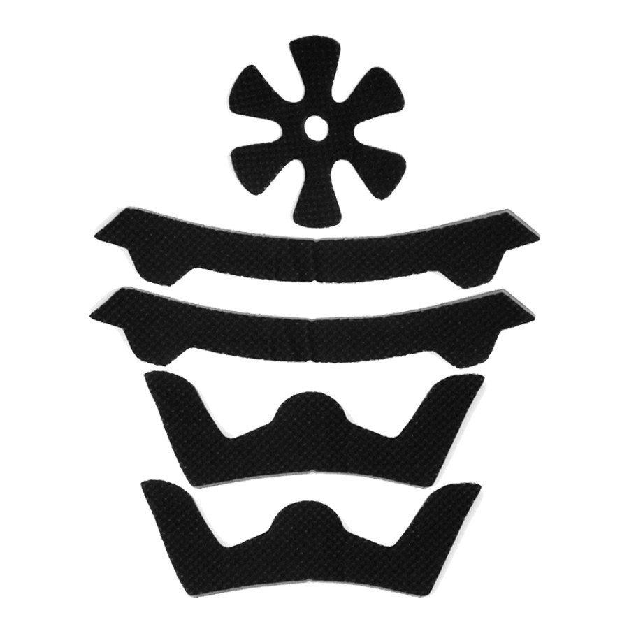 Запчасть Для Шлема Sandbox 2016-17 Legend Snow/street Fit Pad Set, Open Edge (5Pcs) Black