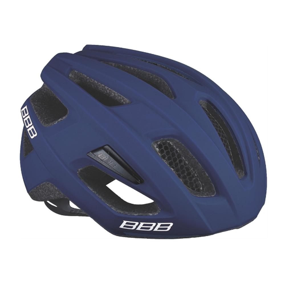 Купить Велошлем BBB 2018 Kite синий матовый, Шлемы велосипедные, 1298115
