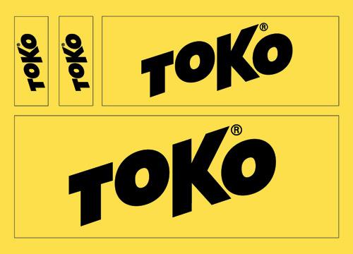 Наклейка Toko Toko Sticker Set от КАНТ