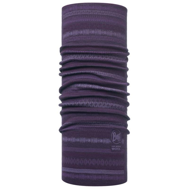 Купить Бандана BUFF SLIM FIT MERINO WOOL LISHA PLUM-PLUM-Standard, Банданы и шарфы Buff ®, 1227897